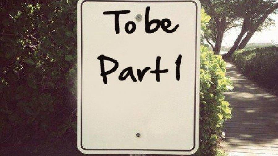 El Verbo 'TO BE' (parte 1)