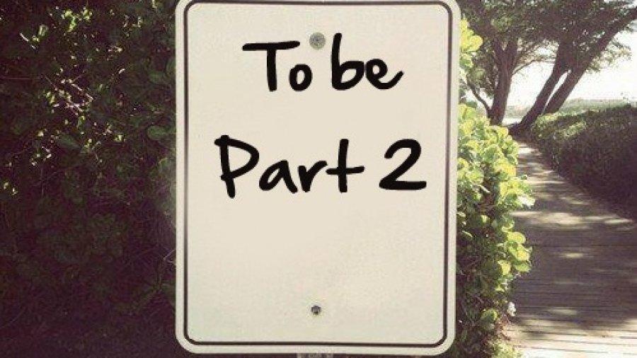 El Verbo 'TO BE' (parte 2)