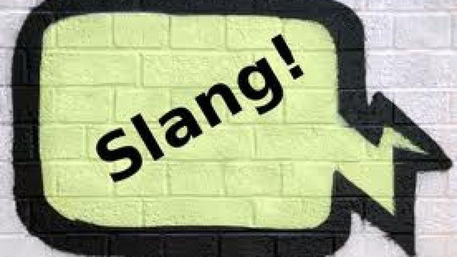 Expresiones 'slang' en Inglés