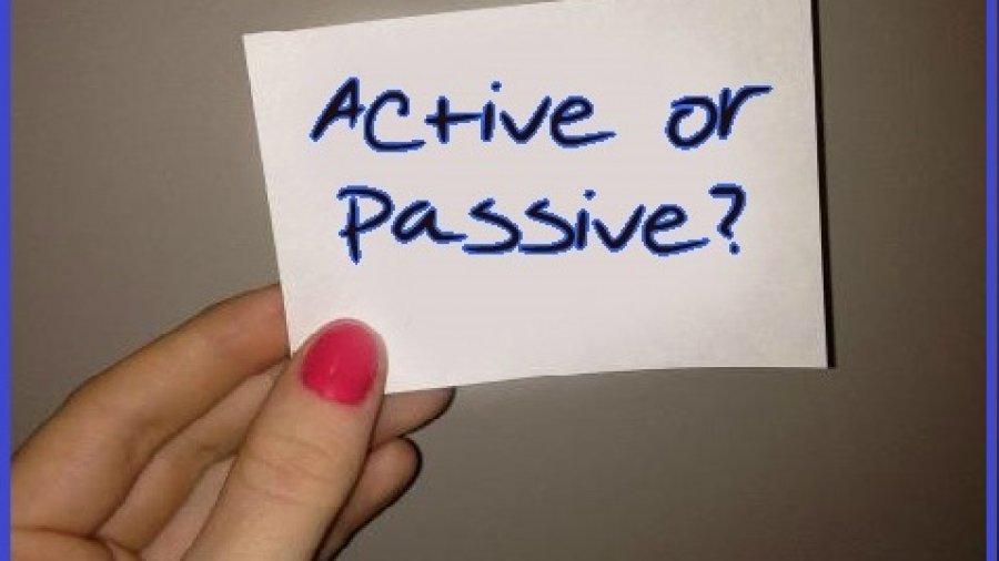 La voz pasiva en inglés (Passive Voice)