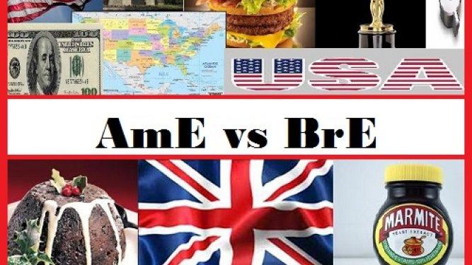 AmE vs BrE