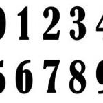 Los números cardinales en inglés (con pronunciación) Miniatura
