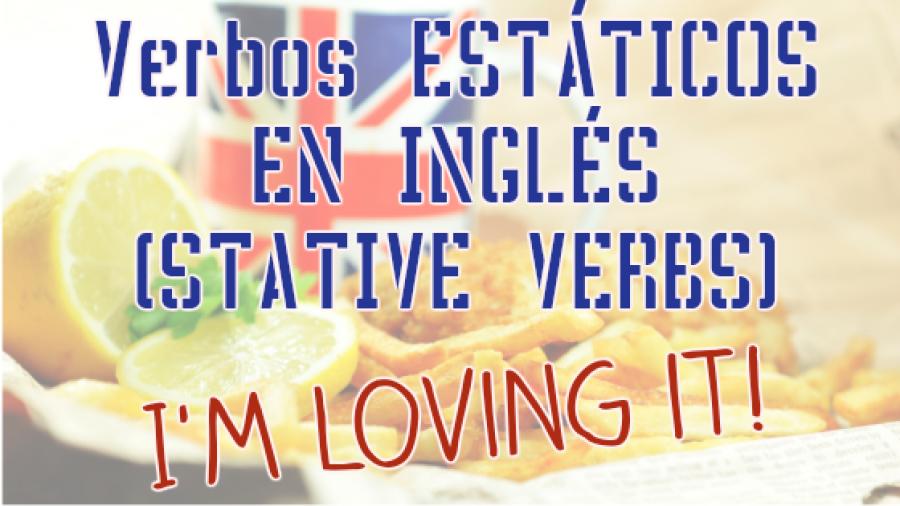 stative verbs