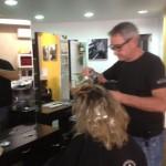 Vocabulario inglés-español para ir a la peluquería Miniatura
