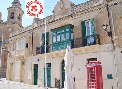 Malta británica