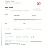 Cómo rellenar una Application Form en inglés (part 1)