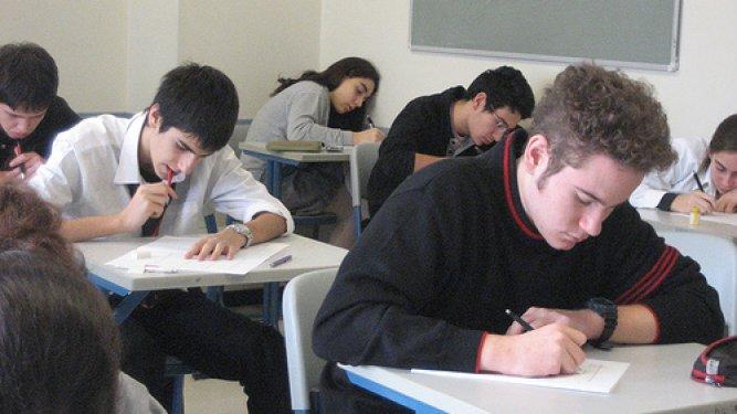 Selectividad: examen inglés