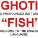 """El lío del """"spelling"""" y la pronunciación en inglés Imagen"""