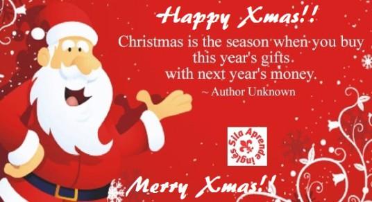 09e4e2028c5 En E.E.U.U. se felicita la Navidad diciendo Merry Christmas! (¡Feliz Navidad!)
