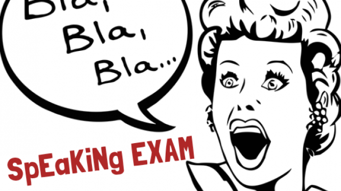 examen de speaking