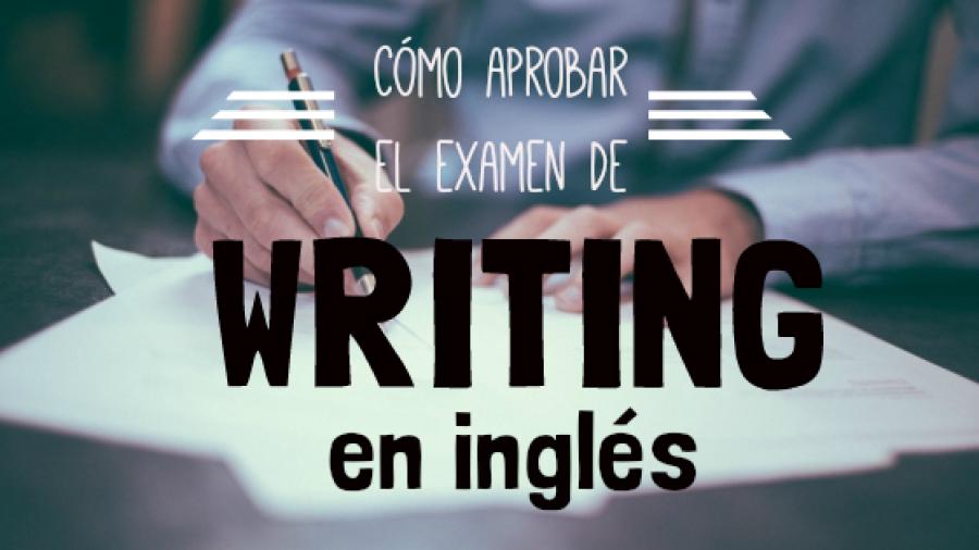 examen de writing