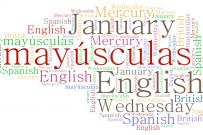 INFOGRAFÍA: 7 Reglas básicas del uso de las MAYÚSCULAS en inglés