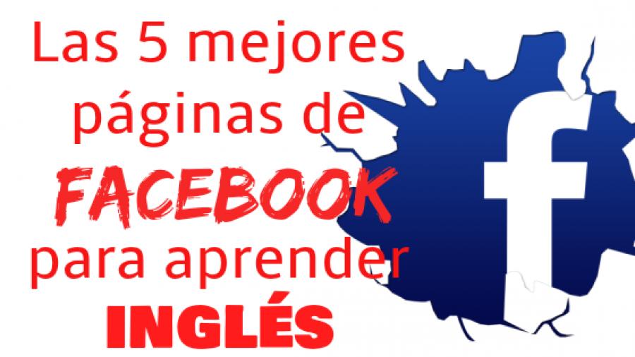 Facebook para aprender inglés