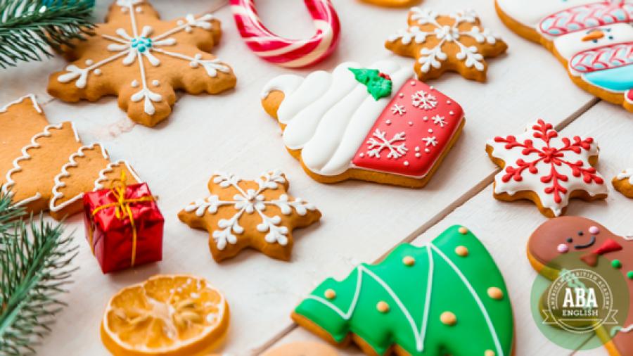 Aprende a hacer galletas de Navidad en inglés (PDF)